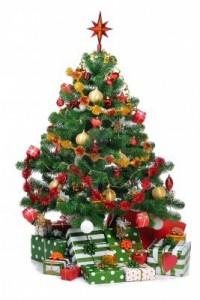 3908767-decoree-de-sapin-de-noel-avec-des-cadeaux-200x300